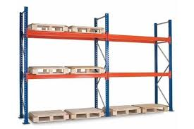 Dexion racking is versatile and convenient