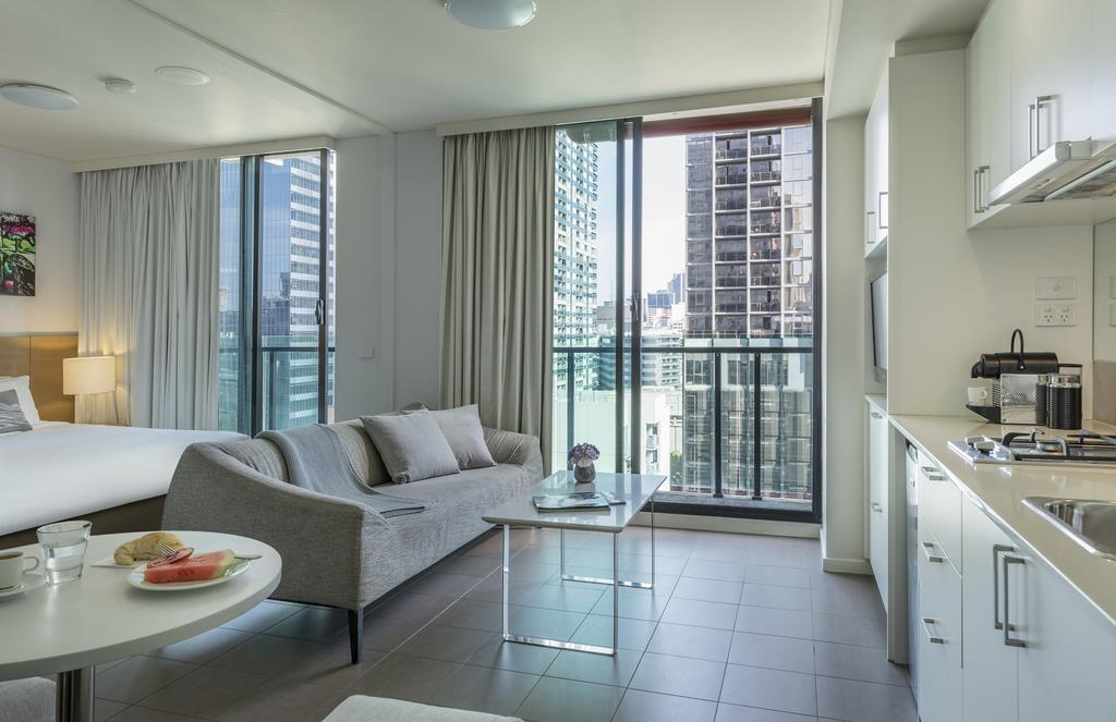 Fraser Suites Melbourne Review